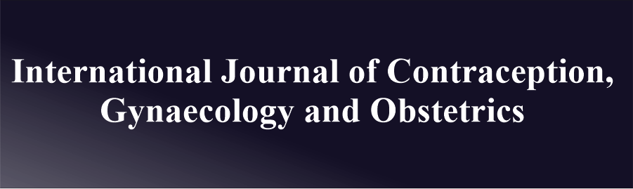 International Journal of Contraception, Gynaecology and Obstetrics